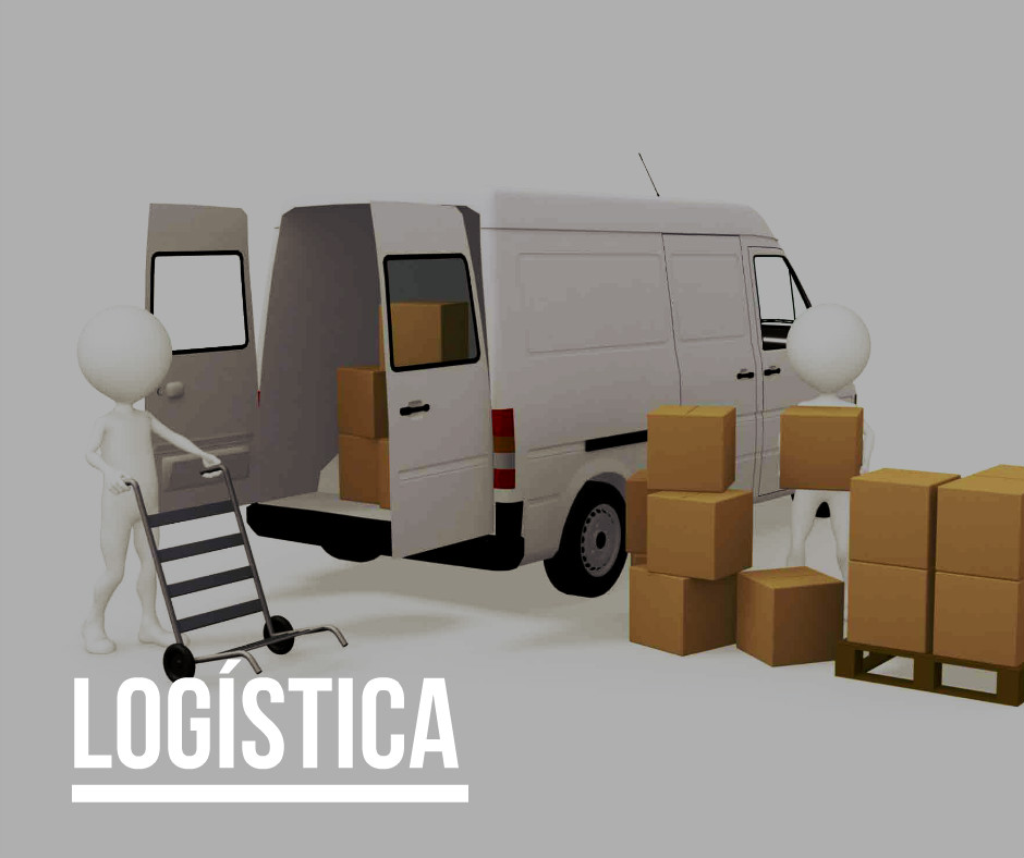 logistica, gestion de repartos